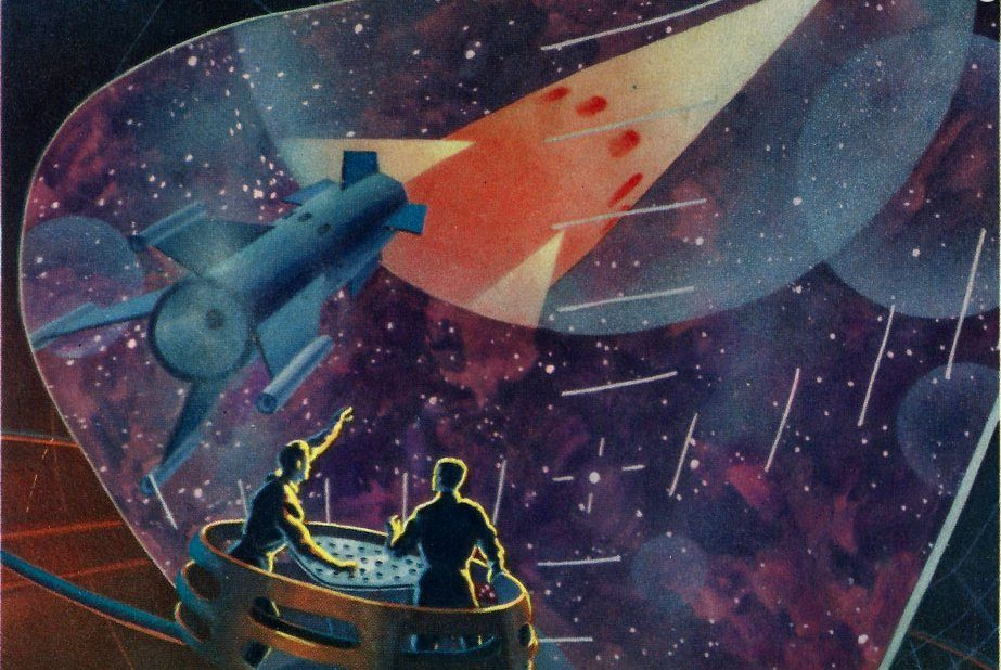 1971. Tsiolkovsky And Movies Soviet Films About Space Conquest
