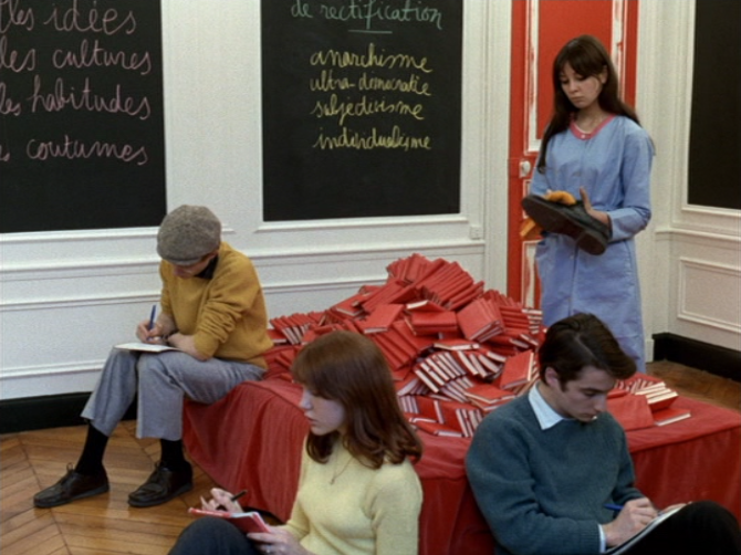 A Fight on Two Fronts: On Jean-Luc Godard's La Chinoise